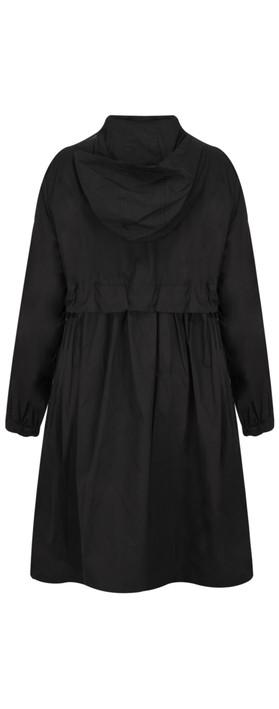 DECK Shea Lightweight Coat Black