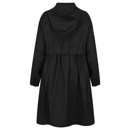 DECK Shea Lightweight Coat - Black