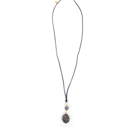 Envy Lori Necklace - Blue