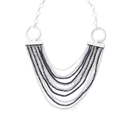 Envy Sonia Necklace - Metallic
