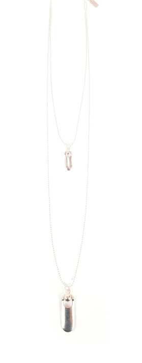 Envy Robyn Necklace Silver