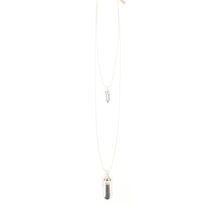 Envy Robyn Necklace - Metallic