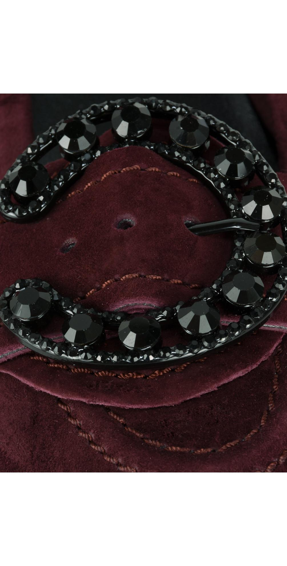 Malu Crystal Buckle Pump main image