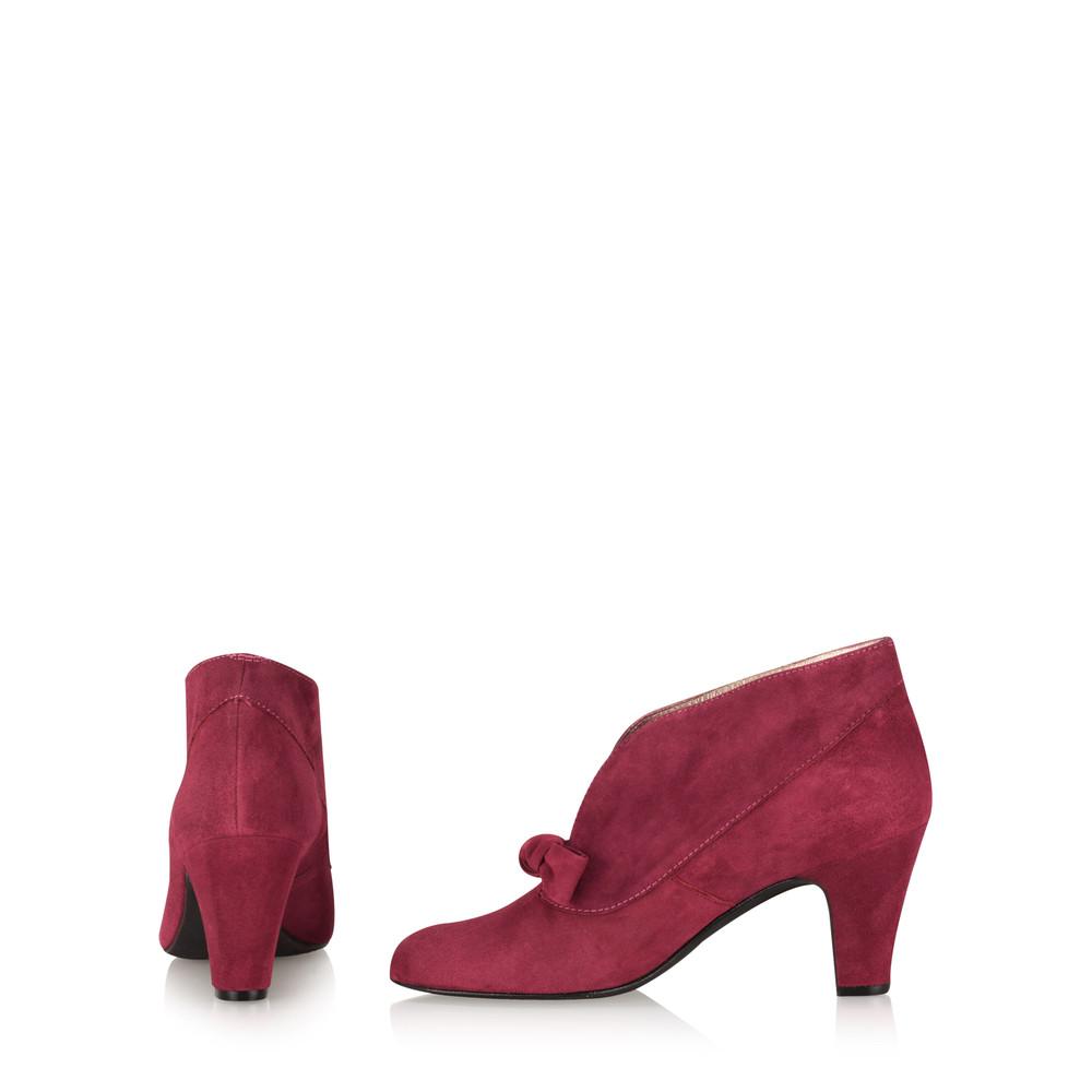 Gemini Label Shoes Xeka Shoe Boot Bordeaux