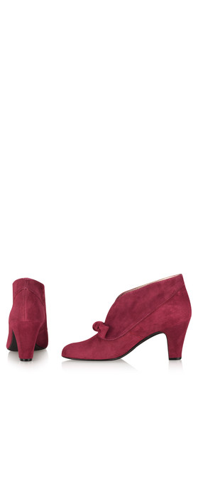 Gemini Label  Xeka Shoe Boot Bordeaux