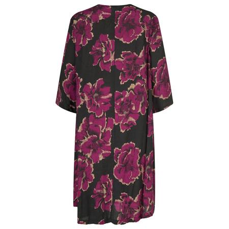 Masai Clothing Nita Floral Dress - Purple