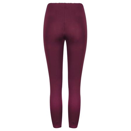Masai Clothing Pia Capri Legging - Purple