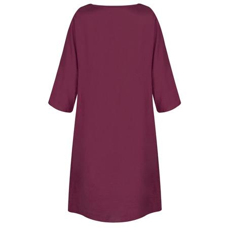 Masai Clothing Nonie Dress - Purple