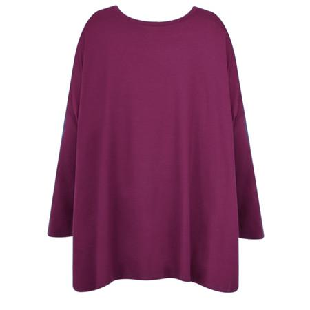 Masai Clothing Diona Top - Purple