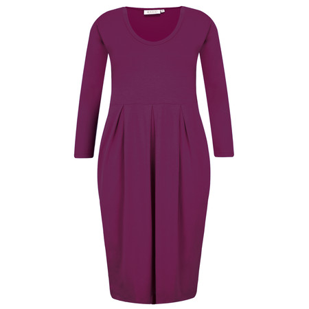Masai Clothing Nova Jersey Dress - Purple