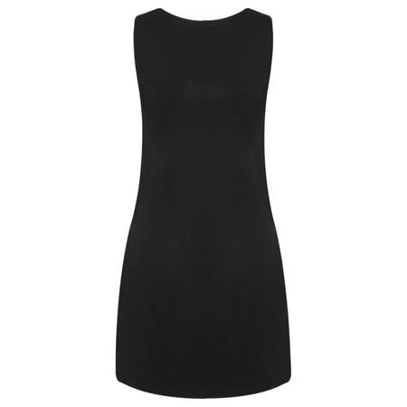 Masai Clothing Heat Basic Top - Black