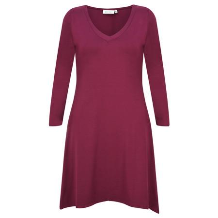 Masai Clothing Grazia Jersey Tunic - Purple