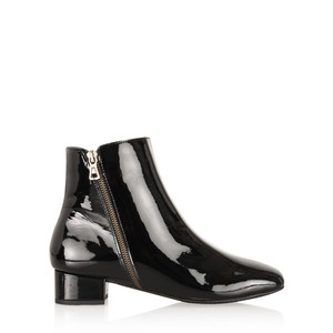 Gemini Label  Pedro Patent Shoe Boot