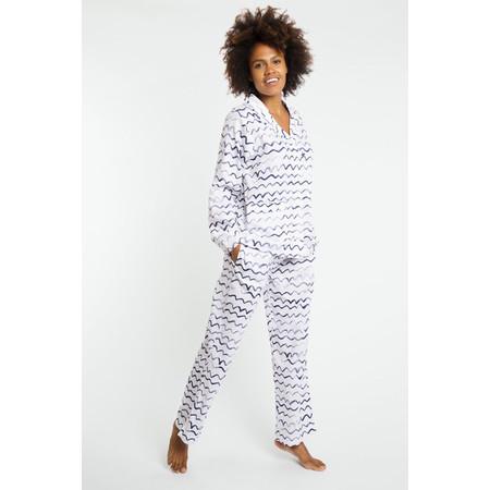 Yawn Uncharted Pyjama Set - Blue