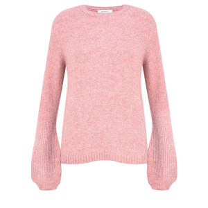 Sandwich Clothing Bell Sleeve Wool Knit Jumper