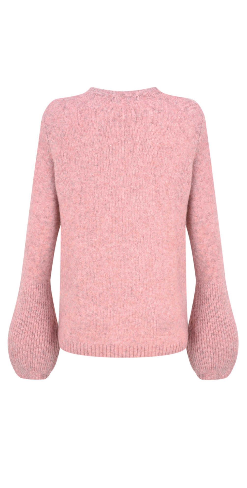Bell Sleeve Wool Knit Jumper main image