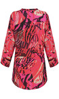 Abstract Print Berta Top additional image
