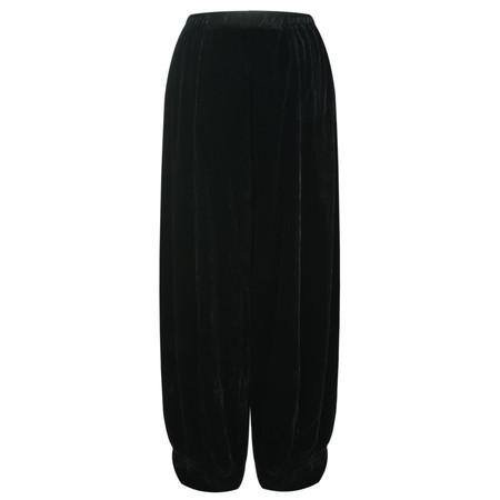 Grizas Vilma Velvet Trouser - Black