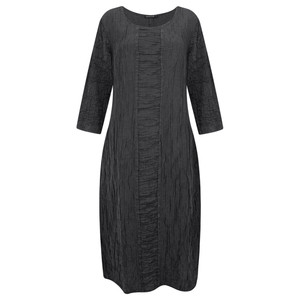 Grizas Fenn Silk Crinkle Dress