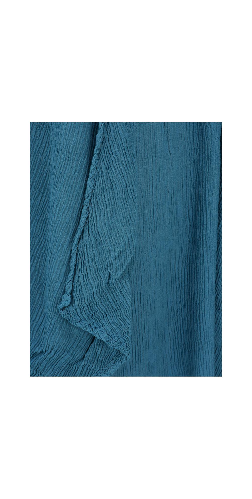 Rena Silk Crinkle Jacket main image