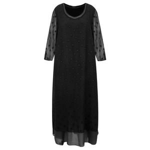 Grizas Ottli Silk Devore Dress