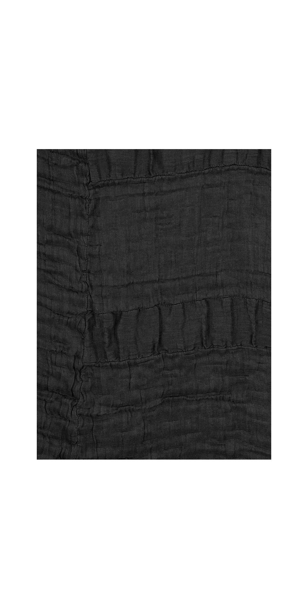 Vida Silk Linen Panelled Dress main image