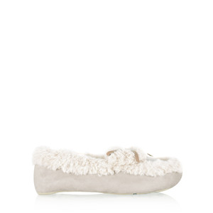 Ruby & Ed Evelyn Sheepy Moccasin Slipper