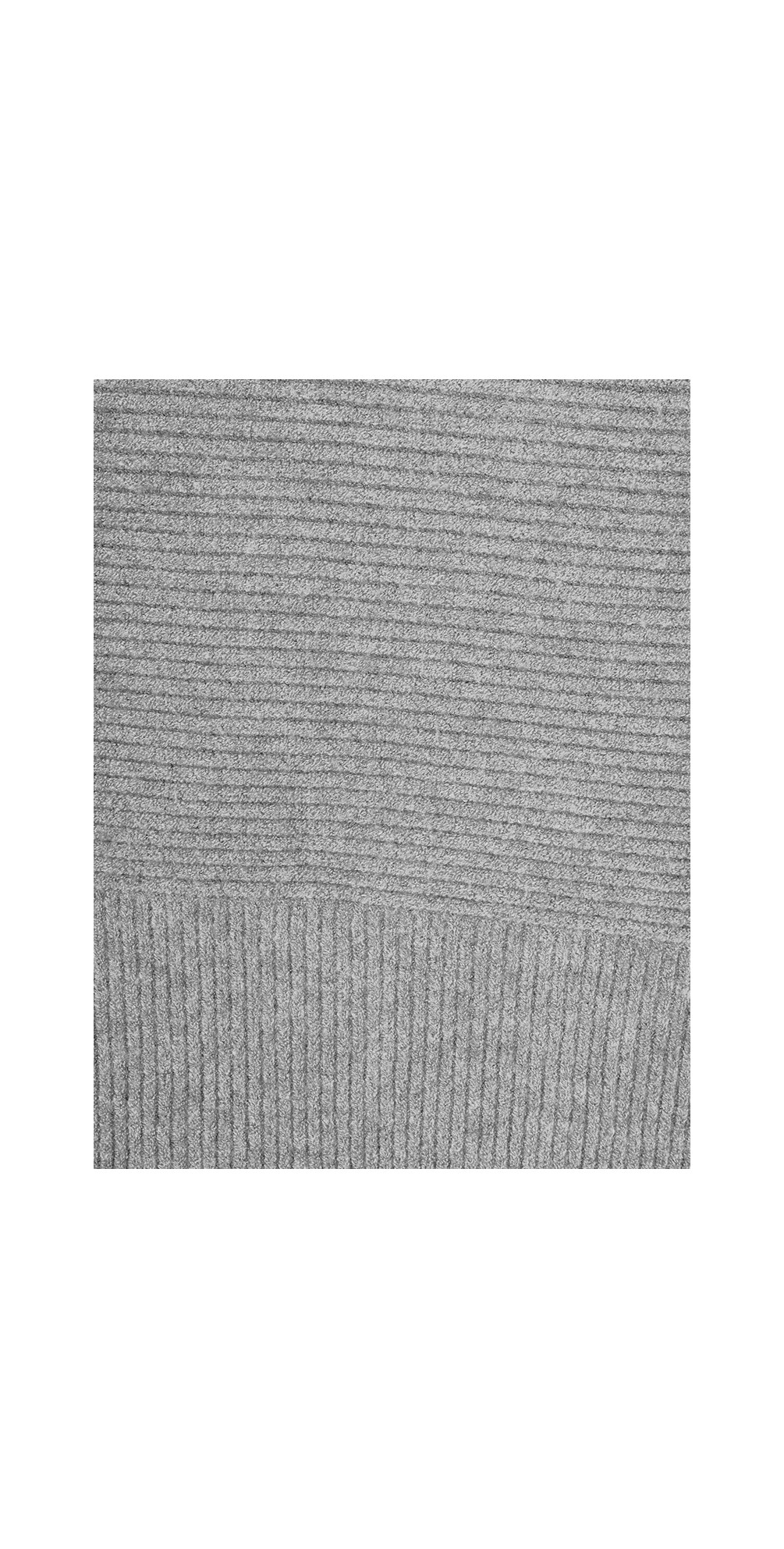 Frenchie Easyfit Rib Knit Jumper main image