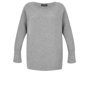 Fenella  Frenchie Easyfit Rib Knit Jumper