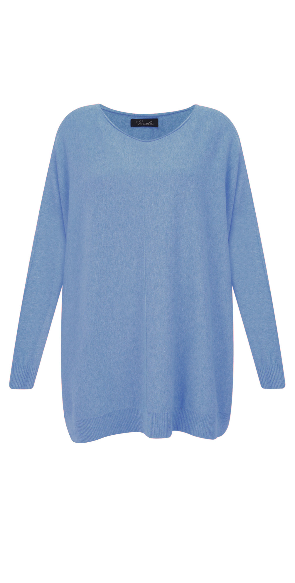 Allie Oversized Soft Knit Jumper main image