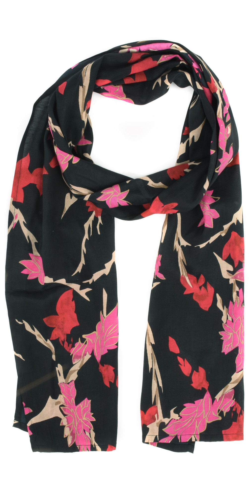 Along Floral Scarf main image