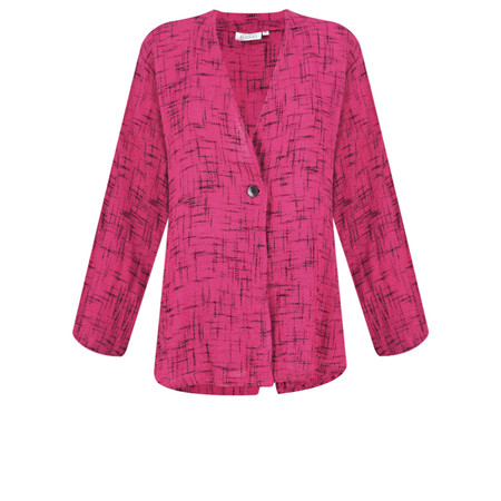 Masai Clothing Josefa Jacket - Pink