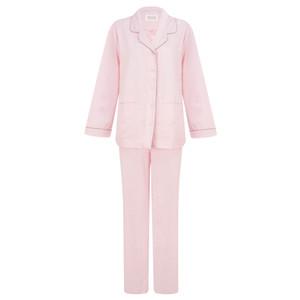 Yawn Pink Chambray Pyjama Gift Set