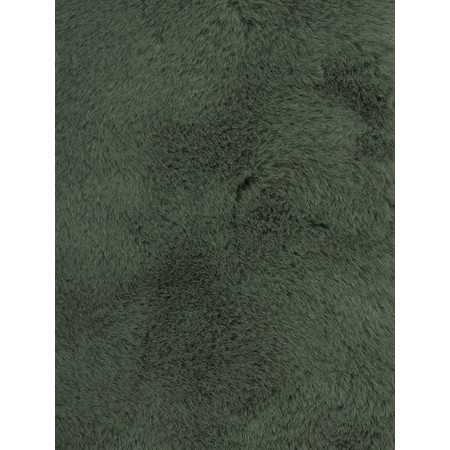 RINO AND PELLE Super Soft Faux Fur Scarf - Multicoloured