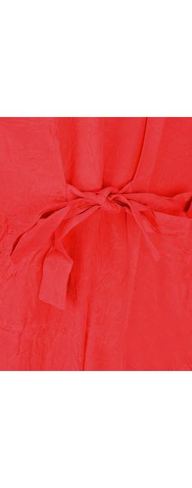 Masai Clothing Gydetti Tunic Ruby