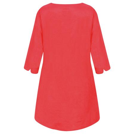 Masai Clothing Gydetti Tunic - Red