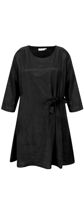 Masai Clothing Gydetti Tunic Black