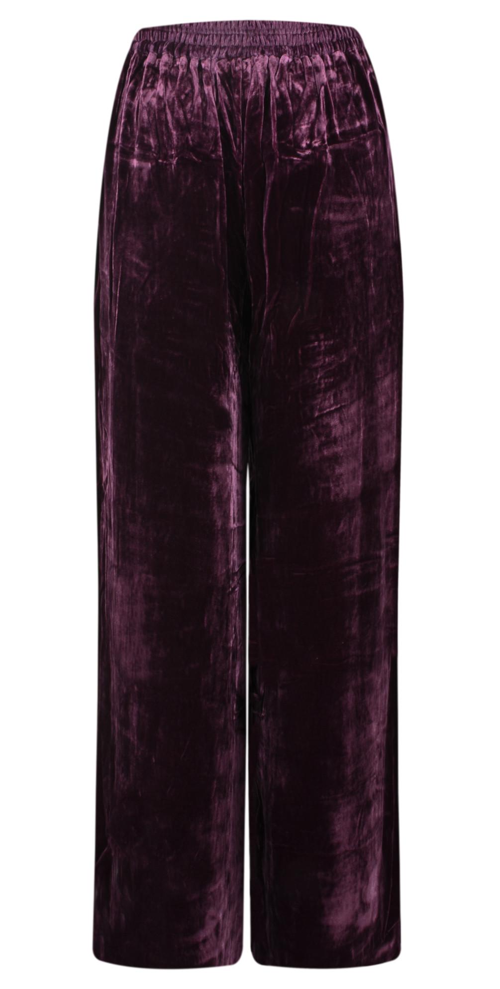Perinus Velvet Trouser main image