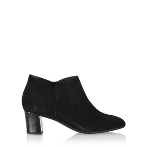 Gemini Label  Isco Suede Ankle Boot