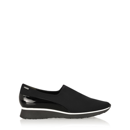 Hogl Helga Goretex Trainer Shoe - Black