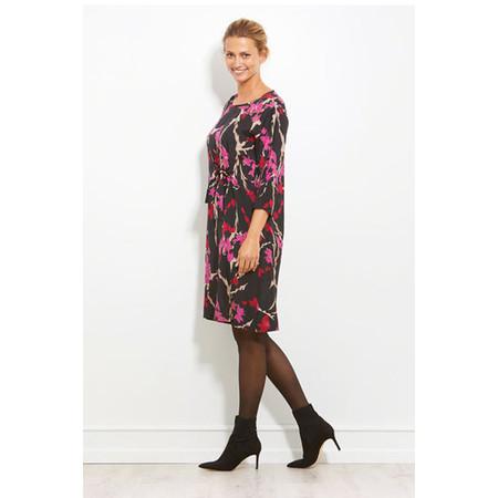 Masai Clothing Nonie Floral Dress - Pink