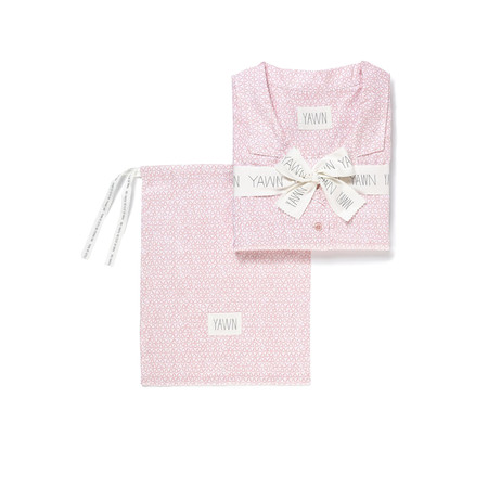 Yawn House of Cards Pyjama Gift Set - Pink