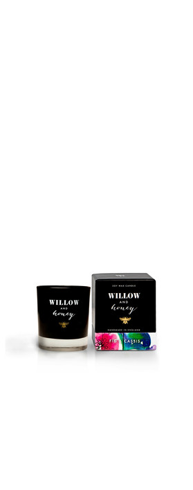 Willow and Honey Fig And Cassis Mini Candle N/A
