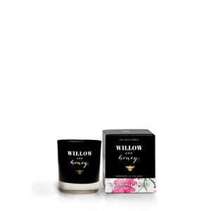 Willow and Honey Pink Pepper And Musk Mini Candle