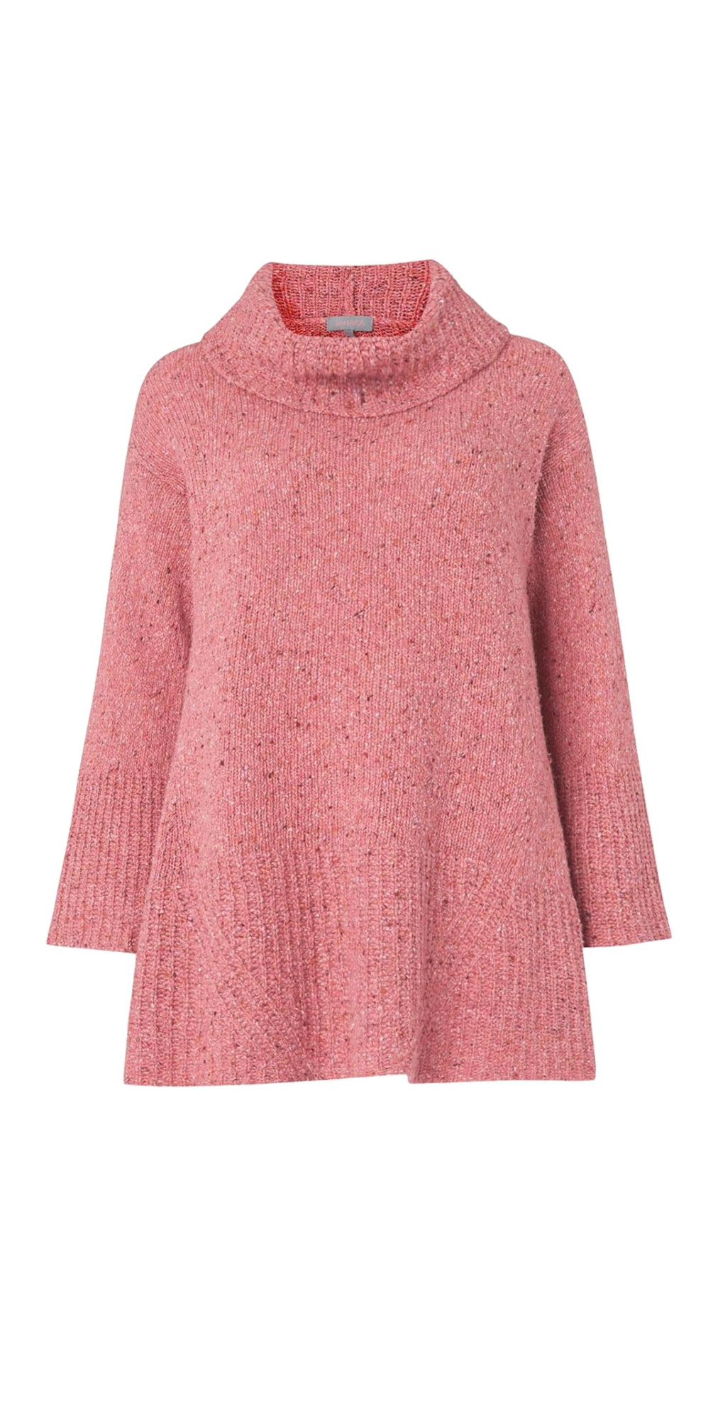Roll Neck Chunky Knit Jumper main image