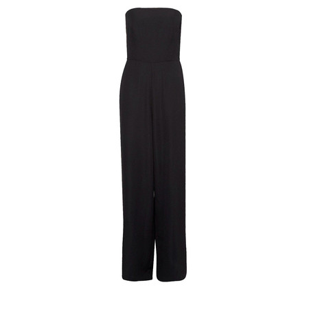 Great Plains Bow Detail Jumpsuit - Black