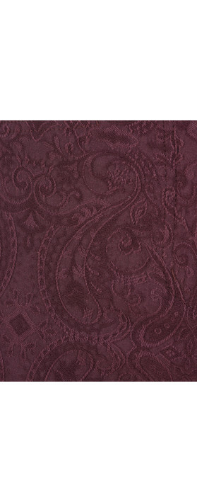 Robell  Rose Jacquard Full Length Trouser Bordeaux
