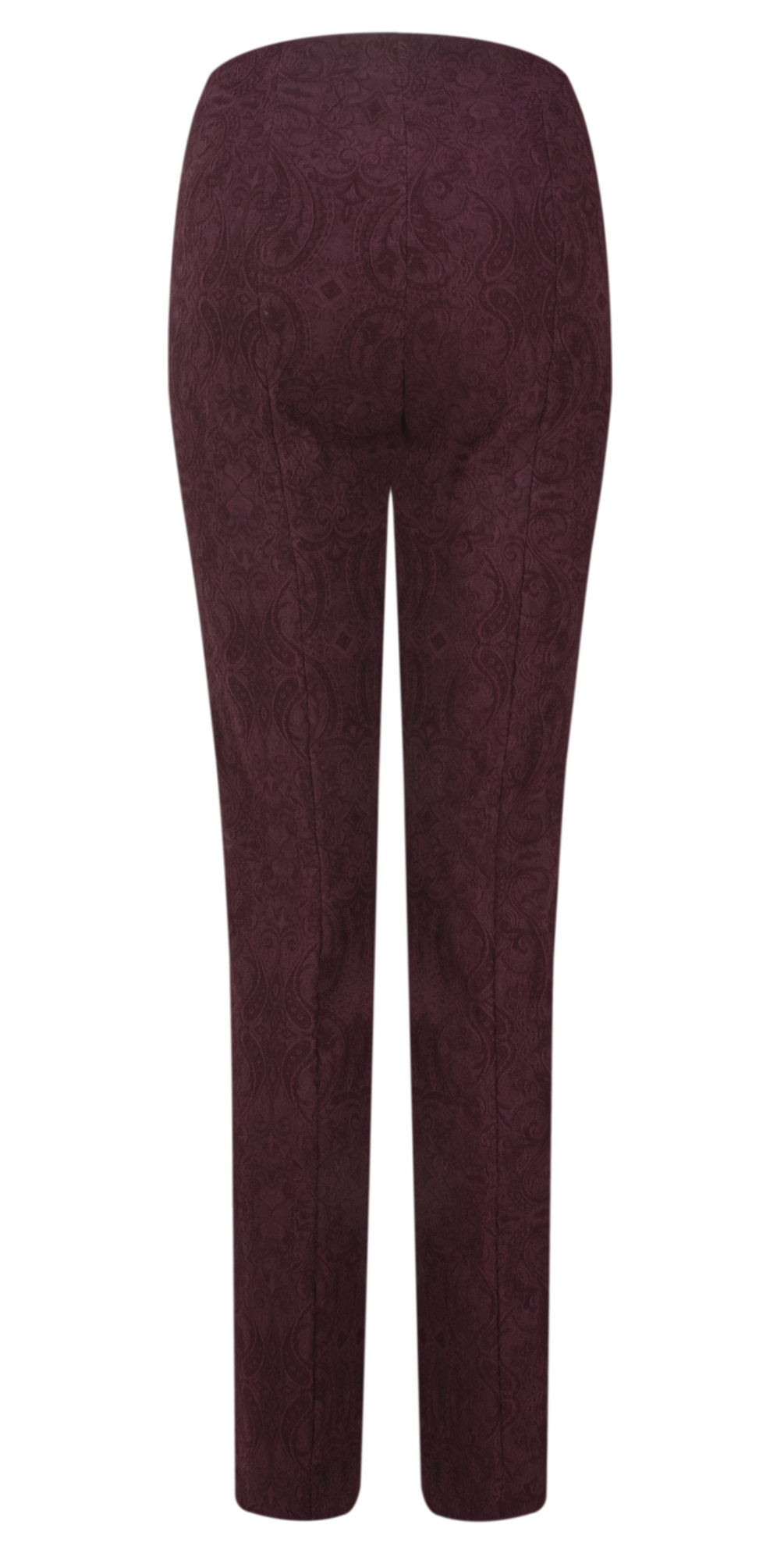 Rose Jacquard Full Length Trouser main image