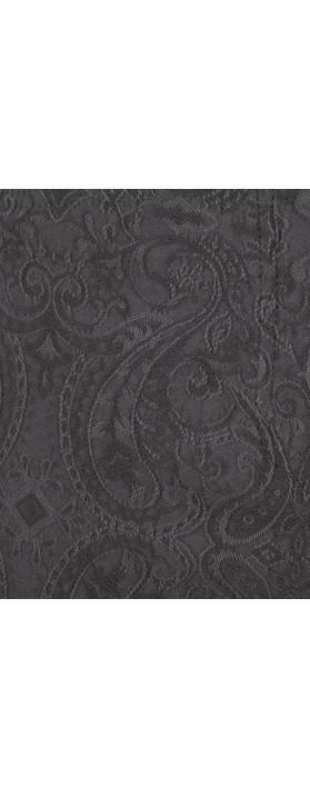 Robell Trousers Rose Jacquard Full Length Trouser Dark Grey