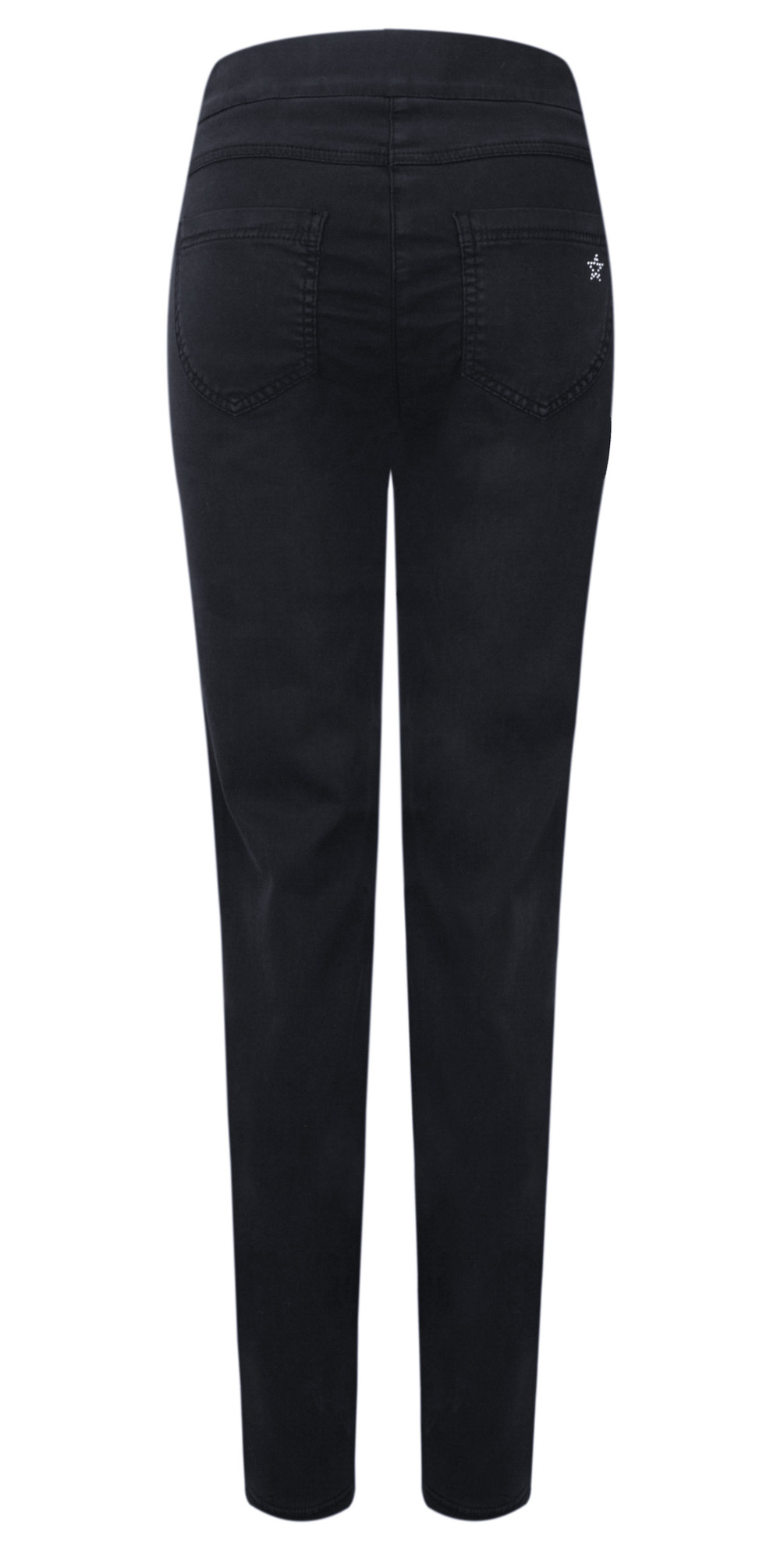 Nena Faux Suede Full Length Trouser main image